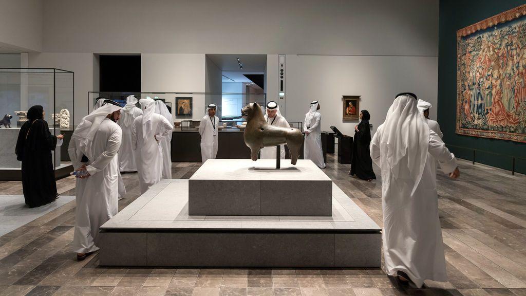 2_Inauguration Louvre Abu Dhabi_Luc Castel