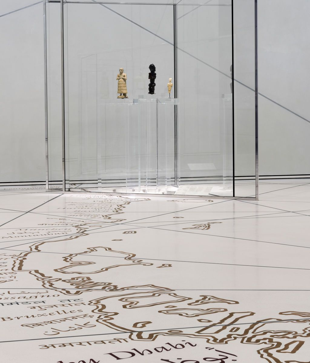2. Louvre Abu Dhabi – The Great Vestibule © Louvre Abu Dhabi - Photography Marc Domage