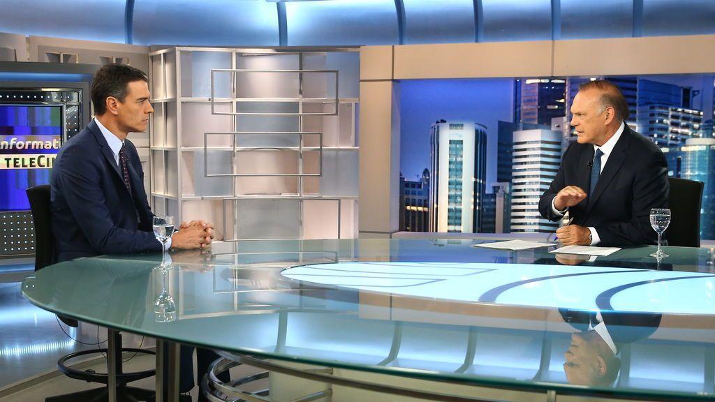 Informativos Telecinco se erige en julio como referencia informativa absoluta con la edición de Piqueras como la más vista de la televisión