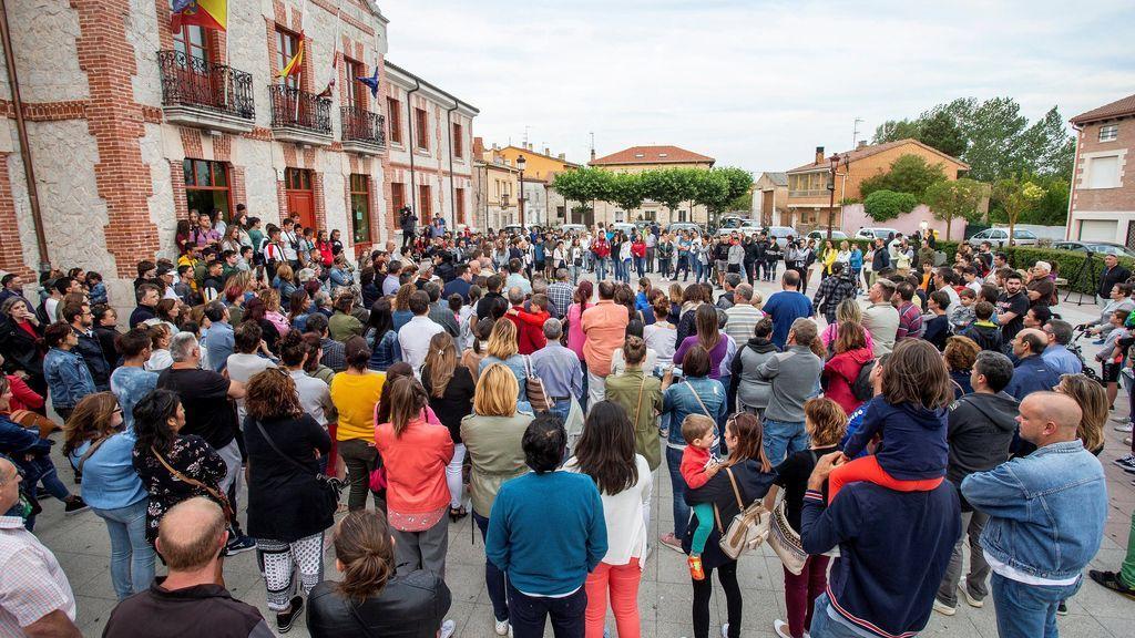 """""""Estable dentro de la gravedad"""", el hijo del matrimonio de Burgos herido por su padre tras matar a su madre"""