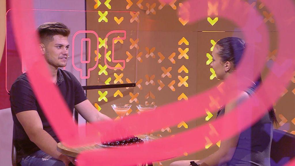 Adrián y Nayira encuentran el amor en 'Me quedo contigo'