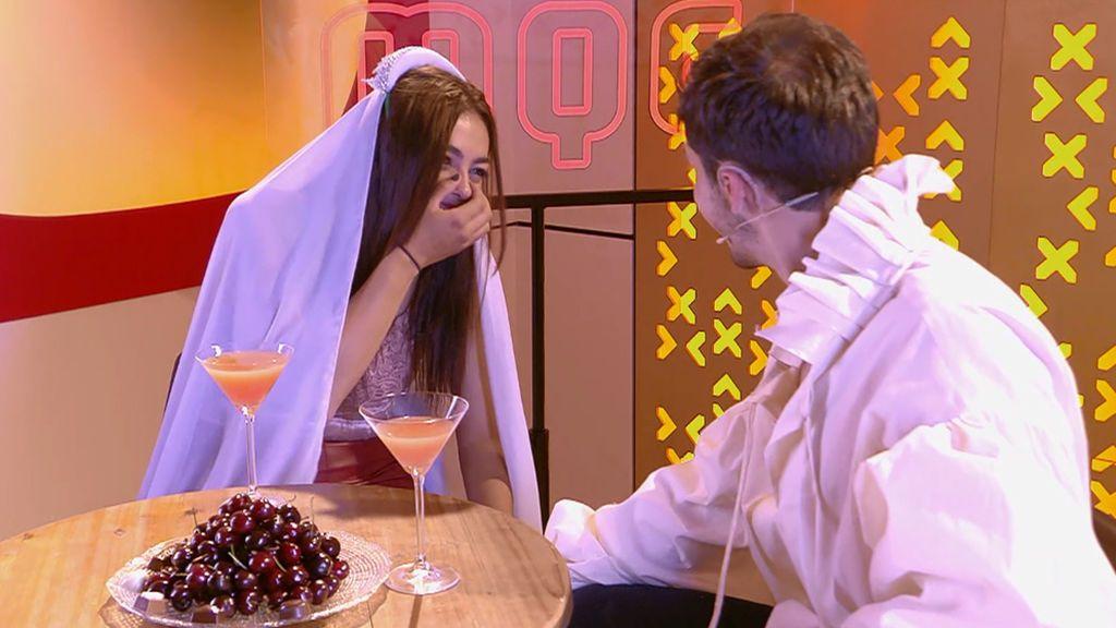 Nicolás y Mandy encuentran el amor en 'Me quedo contigo'