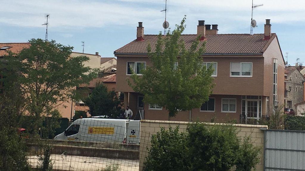 Una cita médica evitó que la hija mayor del matrimonio de Burgos estuviese en el momento del crimen machista