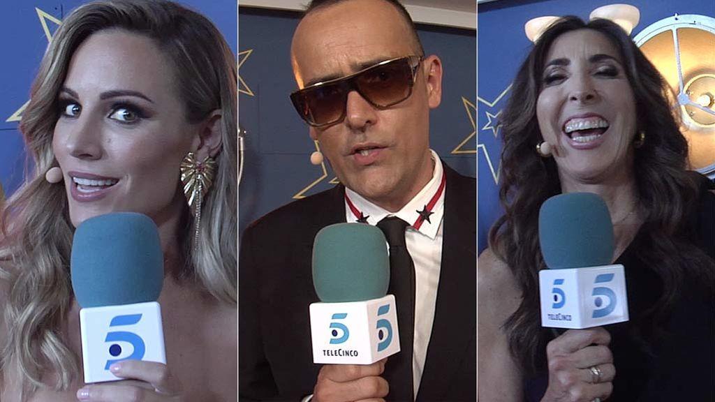 """El jurado de 'Got Talent' da la bienvenida a Dani Martínez: """"Mientras que no digas la edad que tengo, todo irá bien"""""""