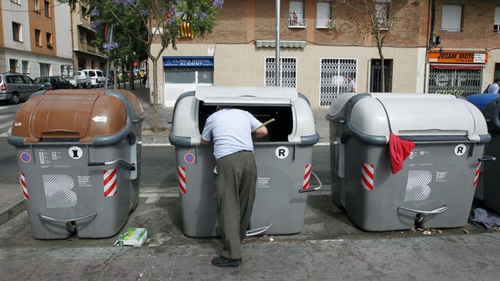 Un hombre encuentra el cadáver de un bebé en un contenedor de basura en Gijón
