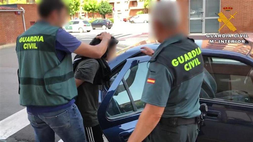 La Guardia Civil detiene a dos personas por una tentativa de homicidio Villamediana de Iregua (La Rioja)