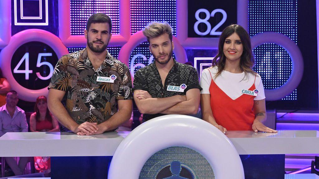 Edurne y Blas Cantó, padrinos VIP del próximo especial de 'El Concurso del Año'