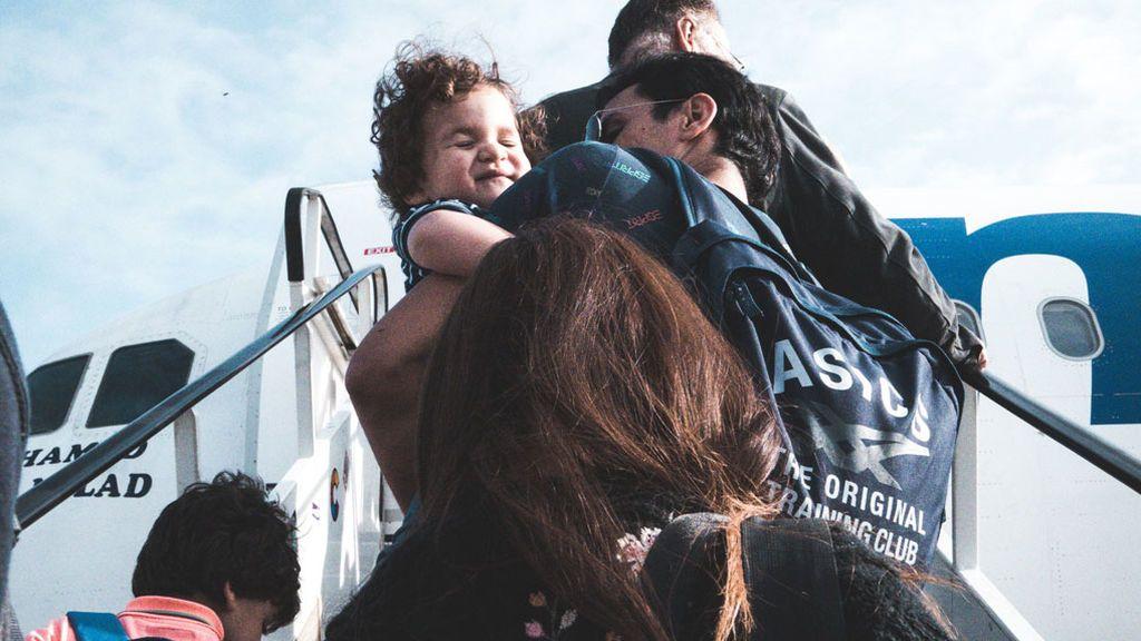 Lo que debes saber si estás separado y viajas al extranjero con tus hijos