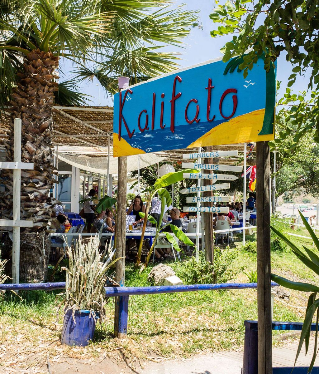 Kalifato Beach Bar - Fuengirola