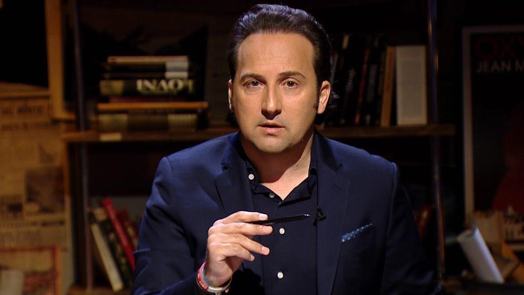 Iker Jiménez desata la polémica en Twitter al dar su opinión sobre la delincuencia en España