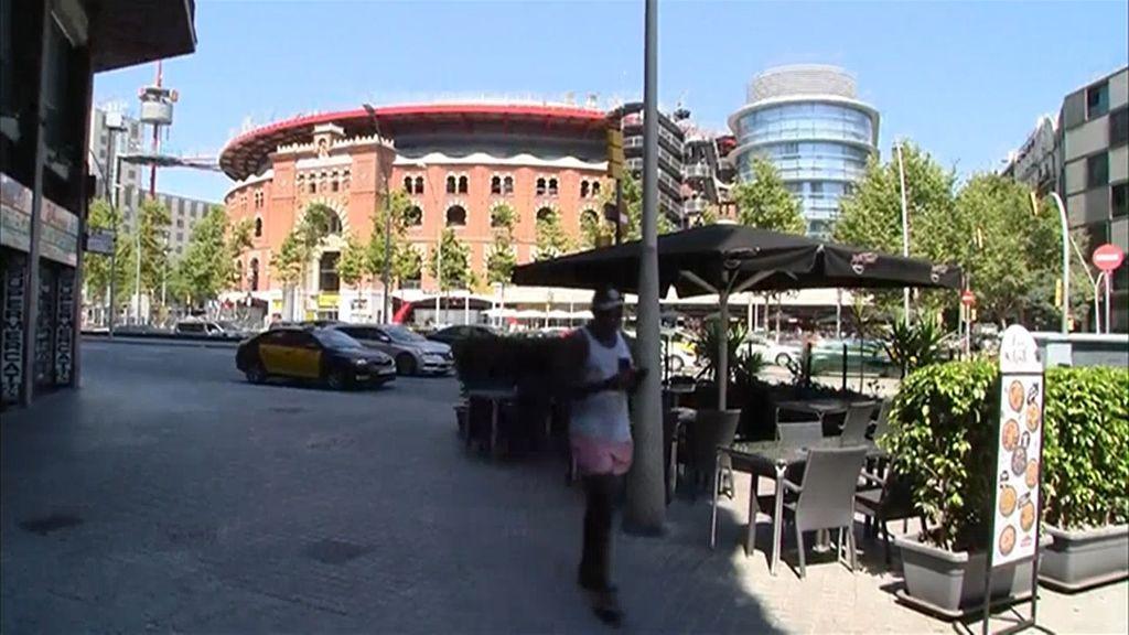 Detenido un camarero acusado de violar a una joven en un bar de Barcelona