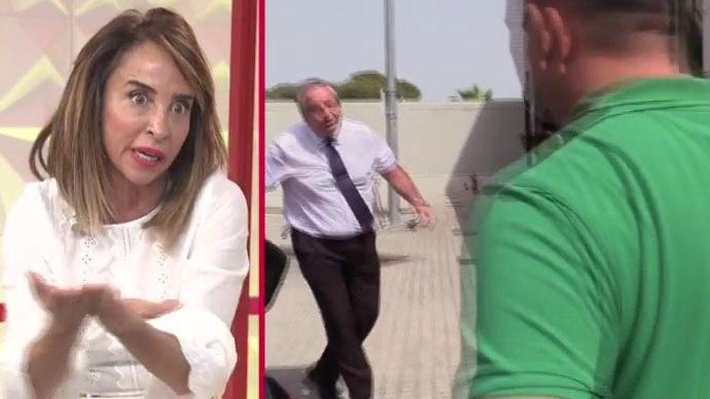 María Patiño estalla indignada contra los no invitados al cumple de la Pantoja