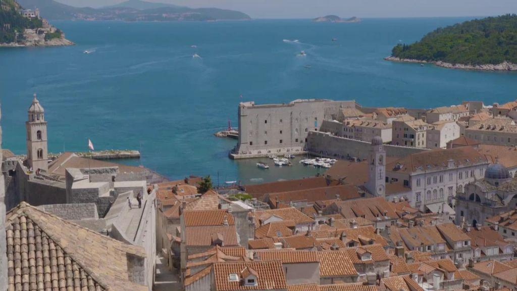 Croacia, escenario clave de 'Juego de Tronos': Dubrovnik es Desembarco del Rey y Split acogió a Khalessi y sus dragones