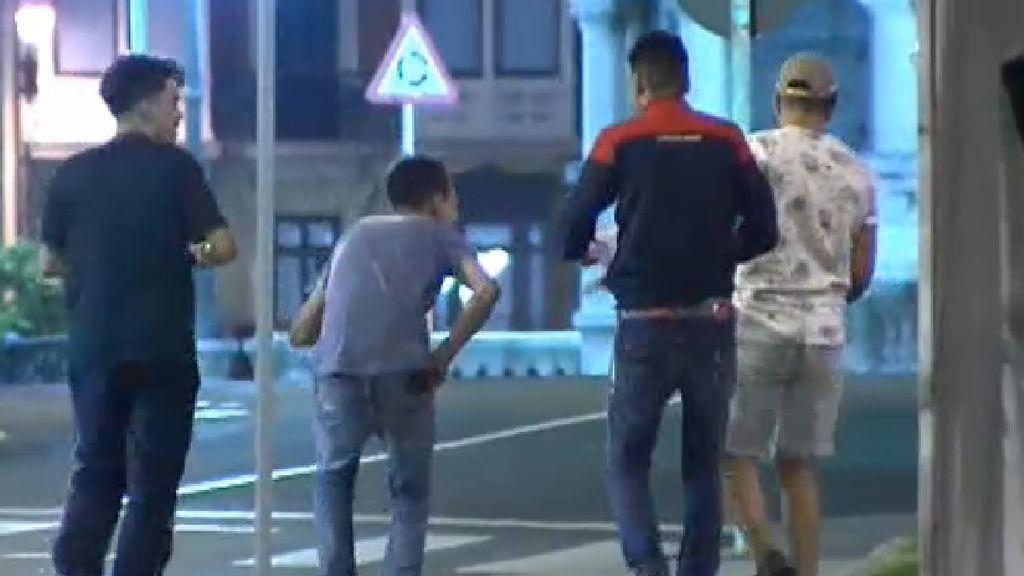 Prisión para dos de los seis detenidos por la violación múltiple a una joven de 18 años en Bilbao