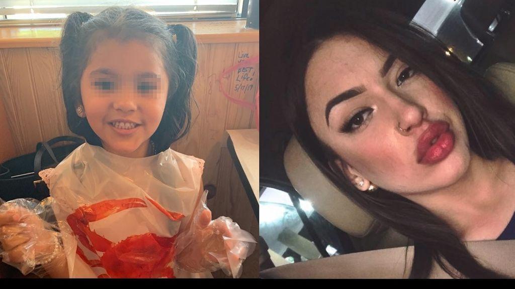 Encuentran a una niña de 4 años que había sido entregada por su madre a un proxeneta