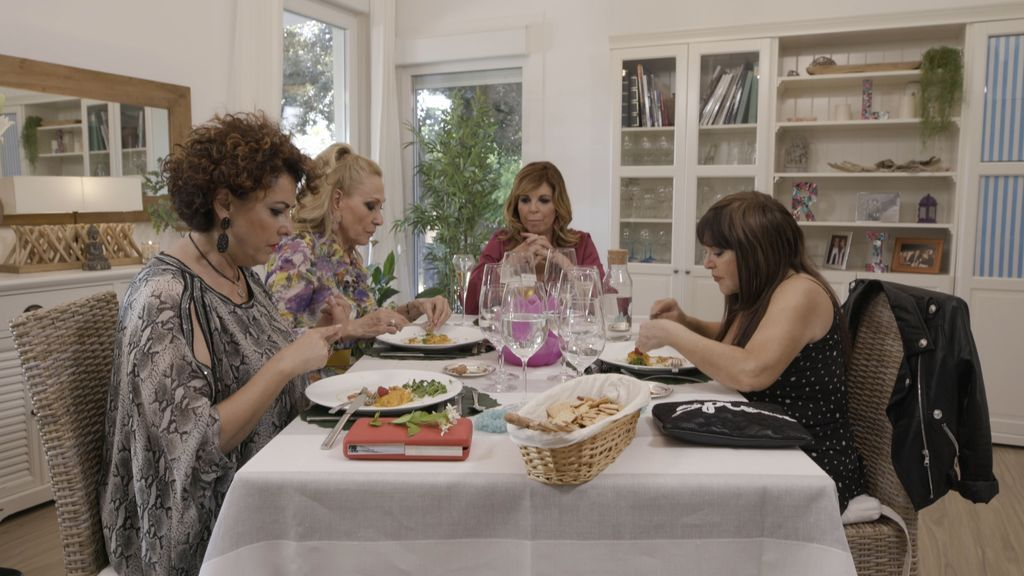 'Ven a cenar conmigo. Gourmet Edition' cierra su edición girl power con Belinda Washington como anfitriona