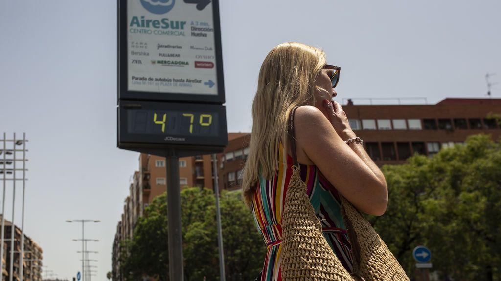 El abrasador mes de julio supera la media de temperatura histórica, según un estudio