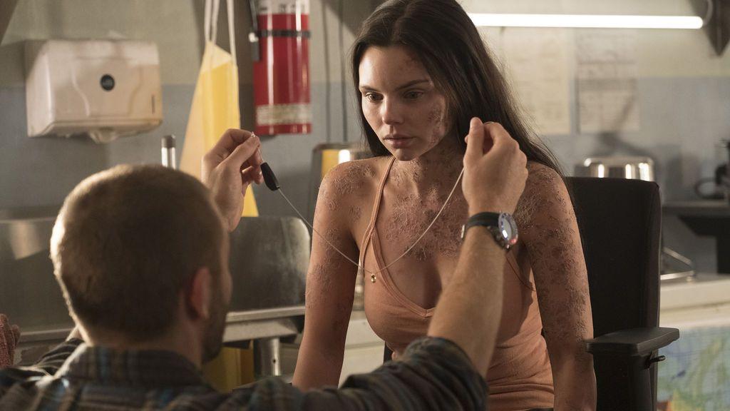 Investigan el ADN de la hermana sirena de Ryn, en el próximo episodio de 'Siren'