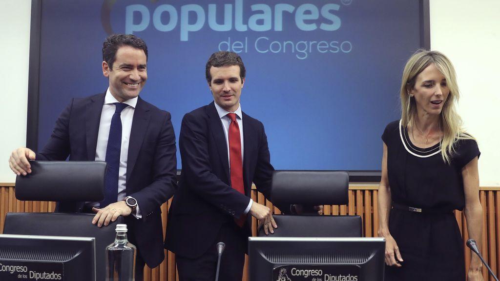 El PP plantea la posibilidad de un candidato de consenso alternativo a Pedro Sánchez para desbloquear la investidura