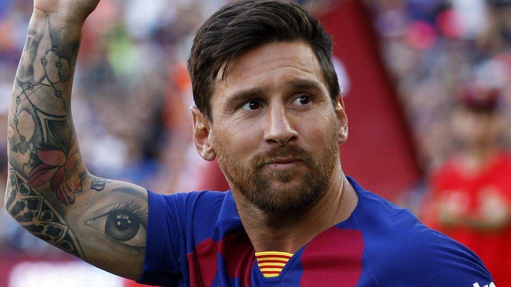 Messi se lesiona y se perderá la gira del Barcelona por Estados Unidos