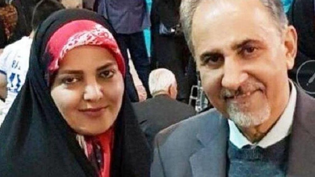 Ojo por ojo para el exalcalde de Teherán, condenado a muerte por matar a su esposa