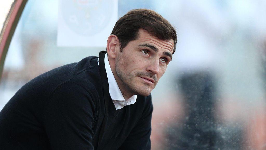 """El espejo en el que se mira Iker Casillas para recuperarse: """"Enhorabuena por demostrarnos que se puede volver a un gran nivel"""""""