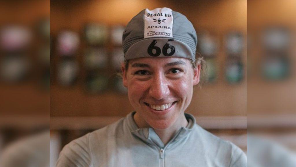 Fiona Kolbinger se convierte en la primera mujer en ganar la Transcontinental Race, una prueba ciclista de 4.000 kilómetros