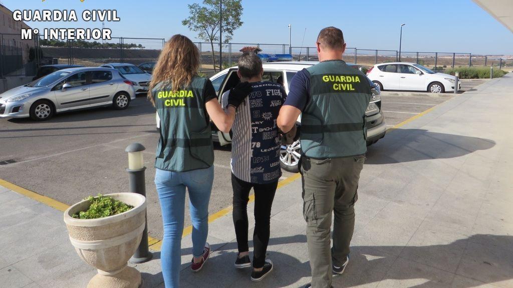 El detenido por agredir con cuchillo a una mujer en Yeles (Toledo) mató antes a golpes a otra que era familiar suyo