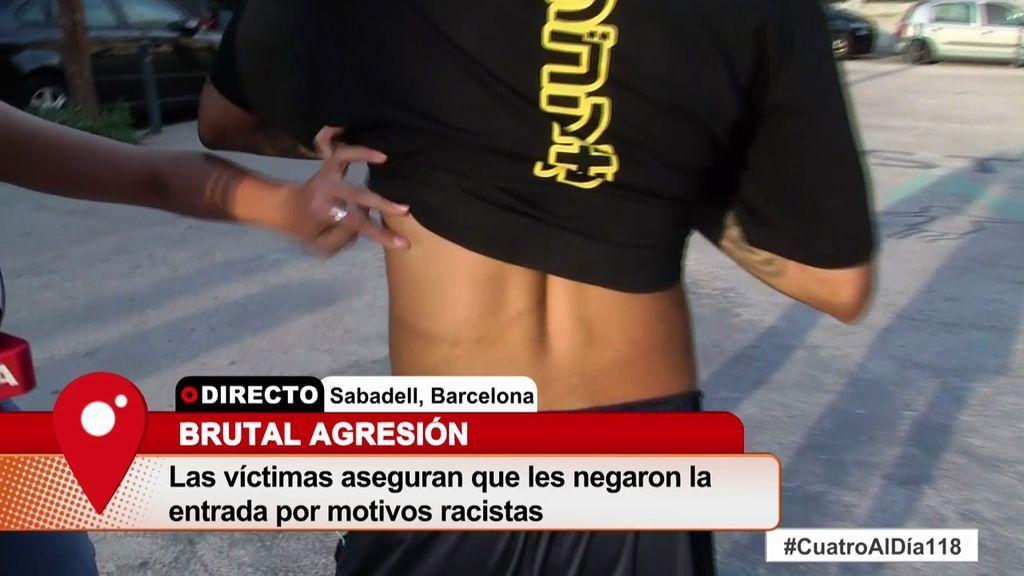 grande español azotar en sabadell