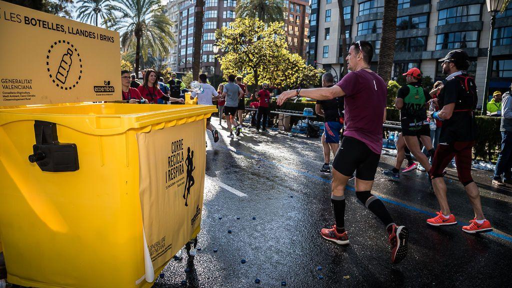 El Maratón Valencia prepara su edición más sostenible, aumentando su compromiso con el medio ambiente