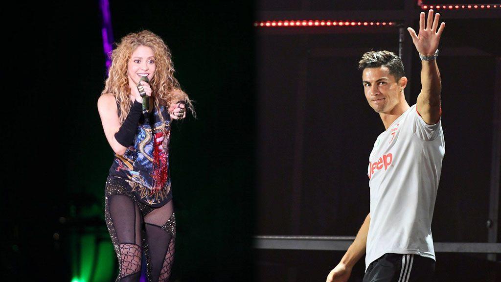 Cristiano Ronaldo, Messi y Shakira serían los jefes ideales para los adolescentes españoles