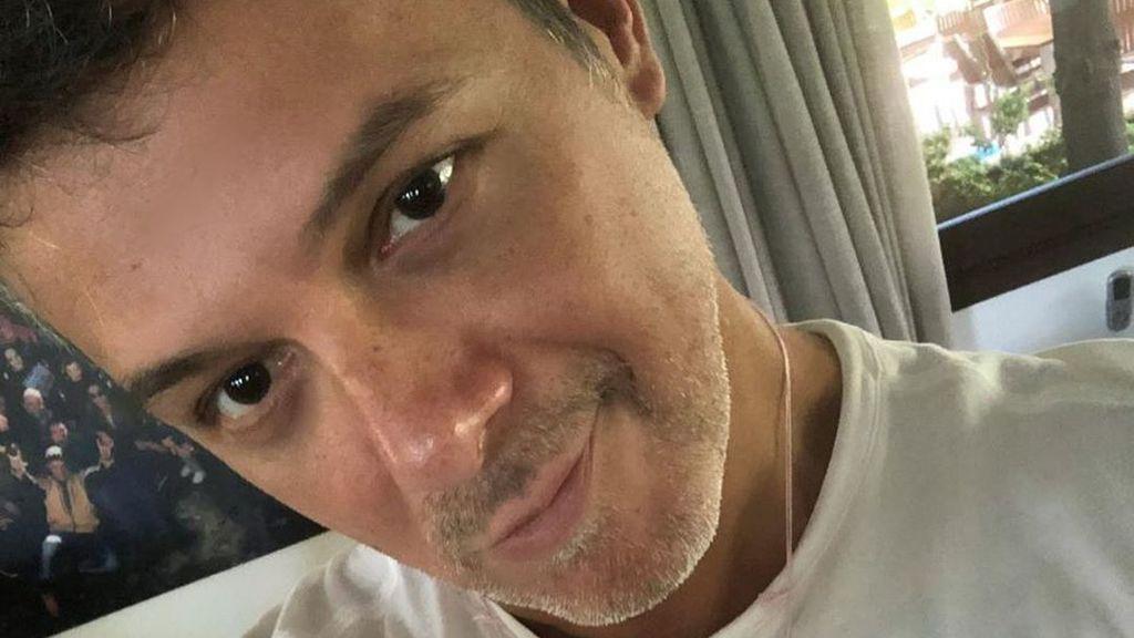 """Las palabras de Alejandro Sanz a Raquel Perera que tienen como protagonistas a sus hijos: """"Muero de amor"""""""