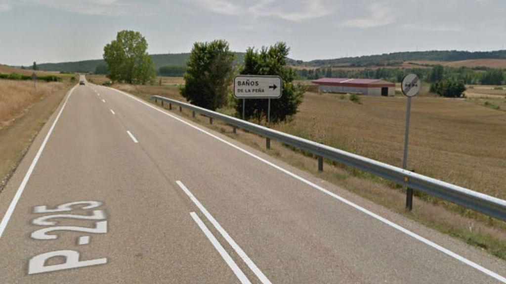 Un niño de 11 años que circulaba en bicicleta muere atropellado por un coche en Palencia