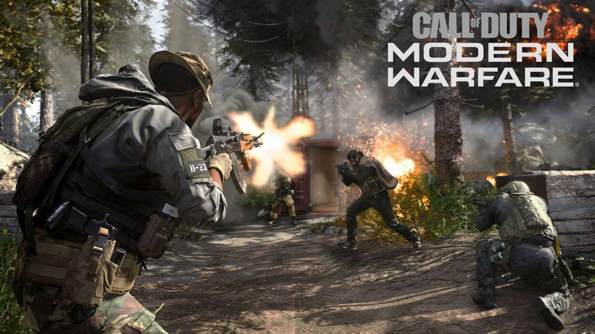 Call of Duty: Modern Warfare anuncia las fechas de su beta