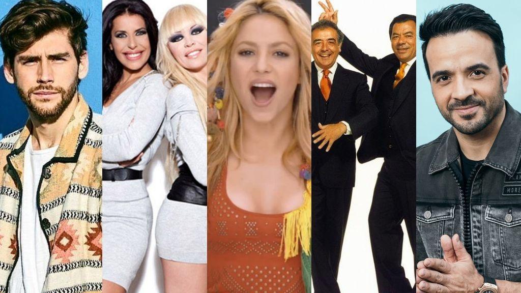 Ranking de las Canciones del Verano: De Macarena a La Cintura