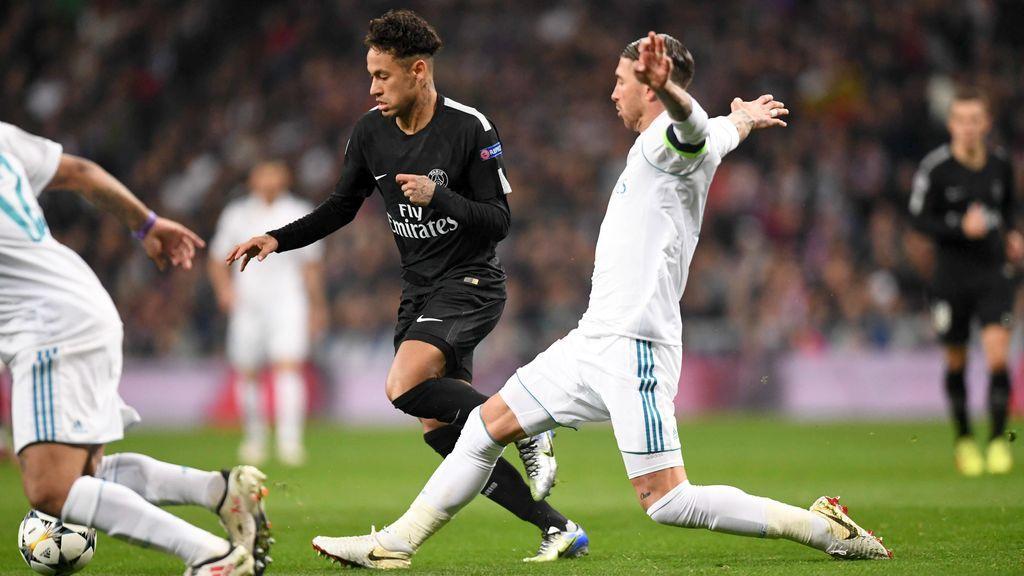 Los 'amigos' de Neymar dentro del vestuario del Real Madrid: su relación más privada con Ramos, Isco o Benzema