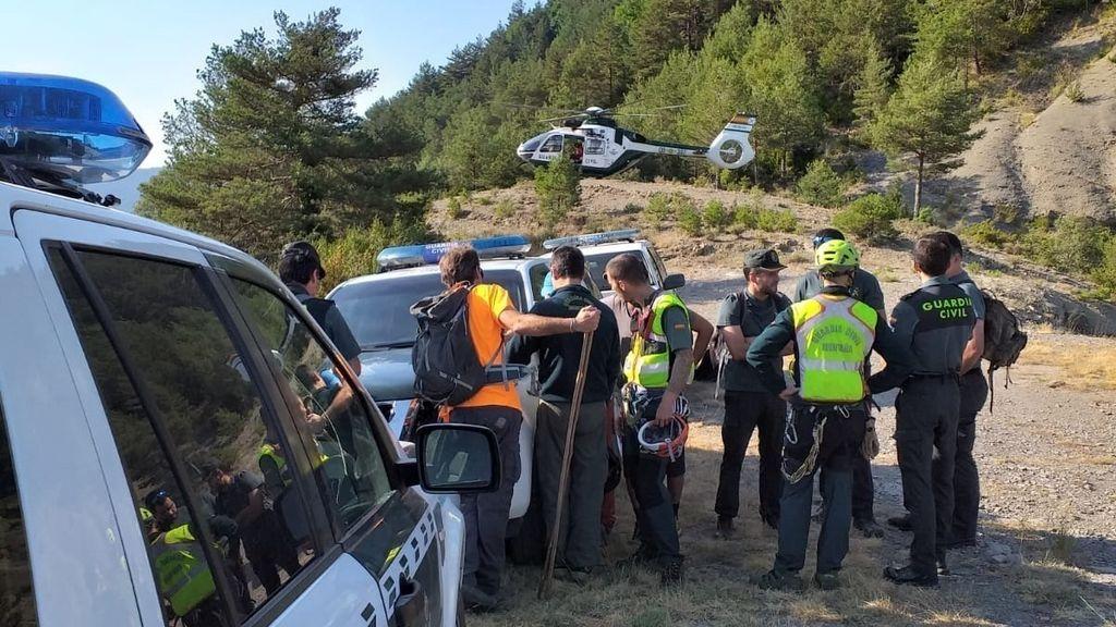 La familia el hombre de 71 años desaparecido en el Pirineo solicita la ayuda de voluntarios y drones
