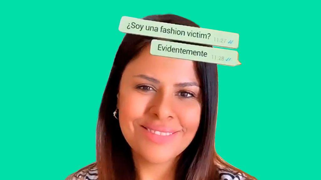 Aline Lorenzo, la influencer de moda que lo está petando en Instagram con su filtro 'Guasap'