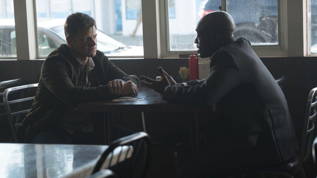 Jude se enfrenta a su pasado, en los nuevos episodios de 'The Crossing (La travesía)'