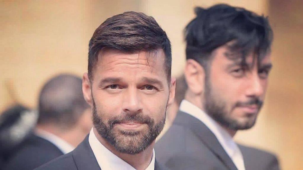 """Ricky Martín enseña en redes cuánto ha crecido su hija Lucía: """"Mi bebita"""""""