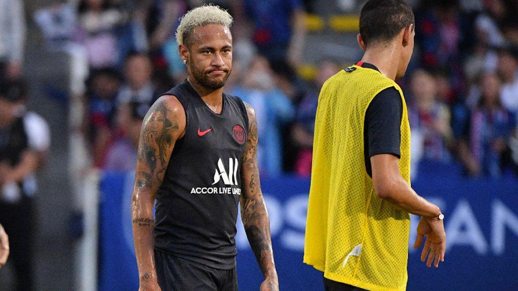 """La Fiscalía cierra la investigación sobre Neymar por presunta violación por falta de """"pruebas suficientes"""""""
