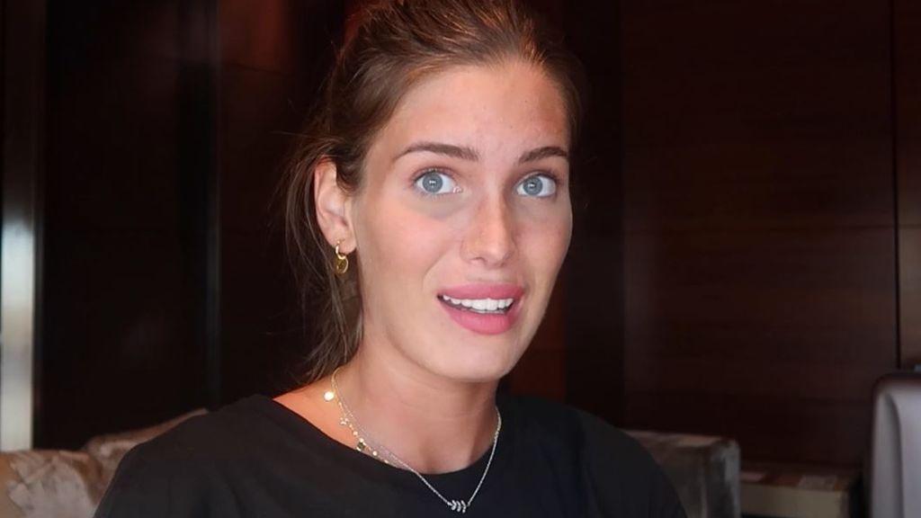 """Marta López, novia de Kiko Matamoros, aclara con fotos todas sus operaciones estéticas: """"Cada uno es libre de hacer lo que quiera"""""""