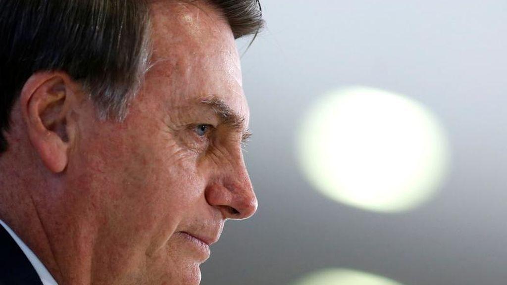 """""""Yo soy la excepción"""": Bolsonaro dice que la gente más culta tiene menos hijos"""