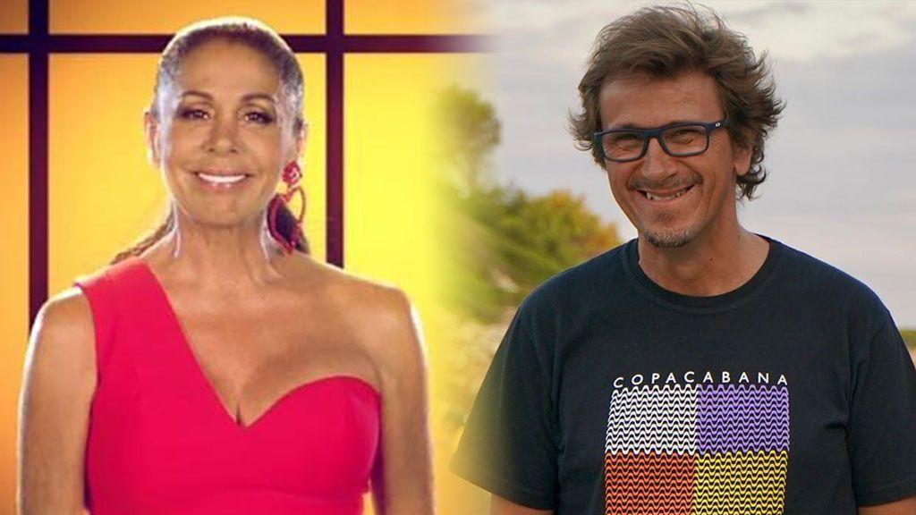 Alejandro Abad critica a Isabel Pantoja en 'Idol Kids'