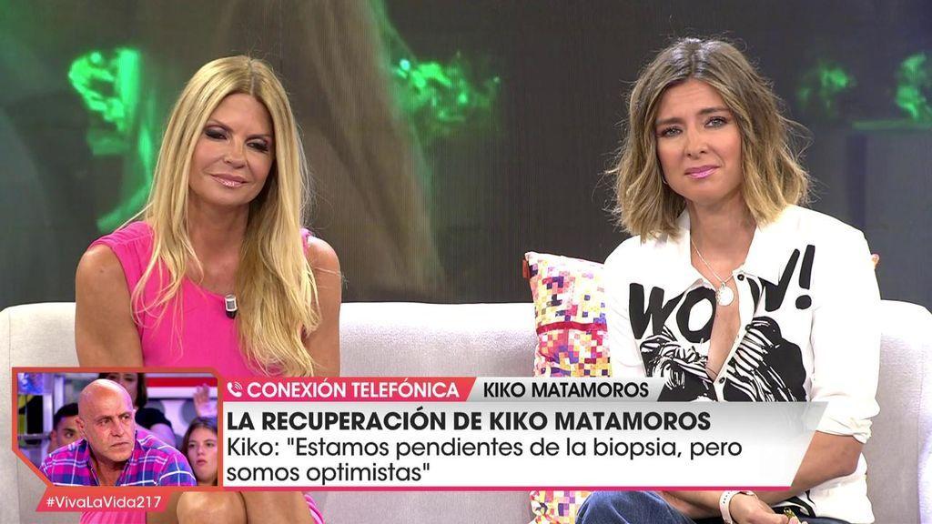 La llamada de Kiko Matamoros a 'Viva la vida'