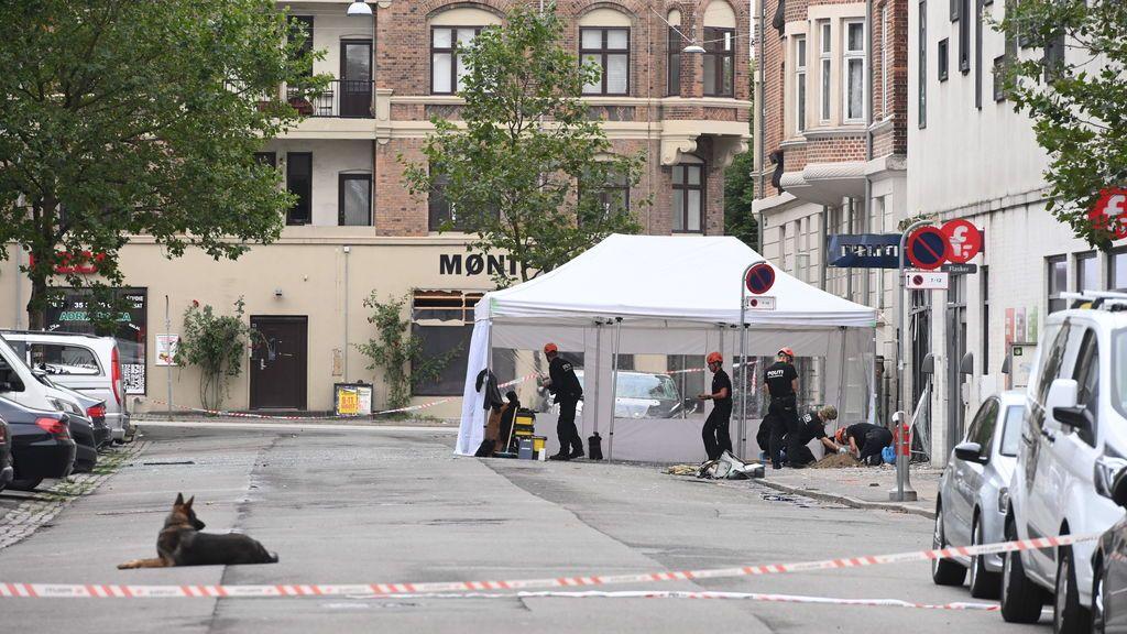 Registrada una explosión en una comisaría de Policía en Copenhague, Dinamarca