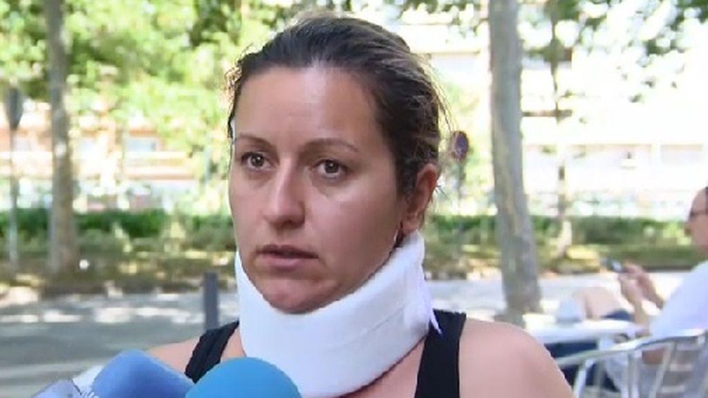 """""""Me vi por los suelos, arrastrada"""": testigos del atropello múltiple en Girona narran los momentos de pánico que vivieron"""