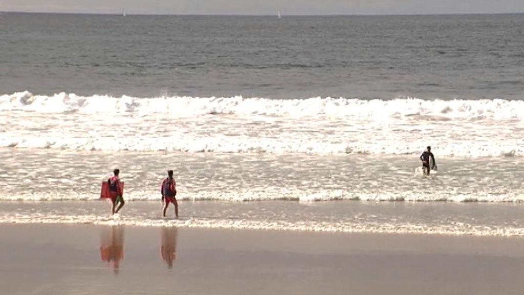 Prohíben el baño en las playas de Hendaya y Hondarribia por elevada contaminación