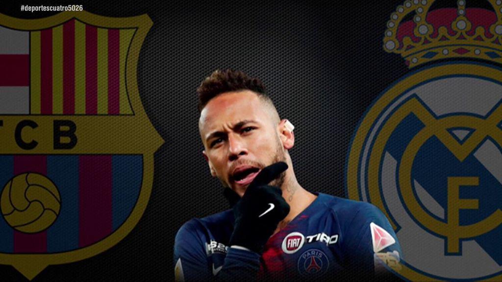 El futuro de Neymar, entre el Real Madrid y el Barcelona: analizamos la oferta de cada club