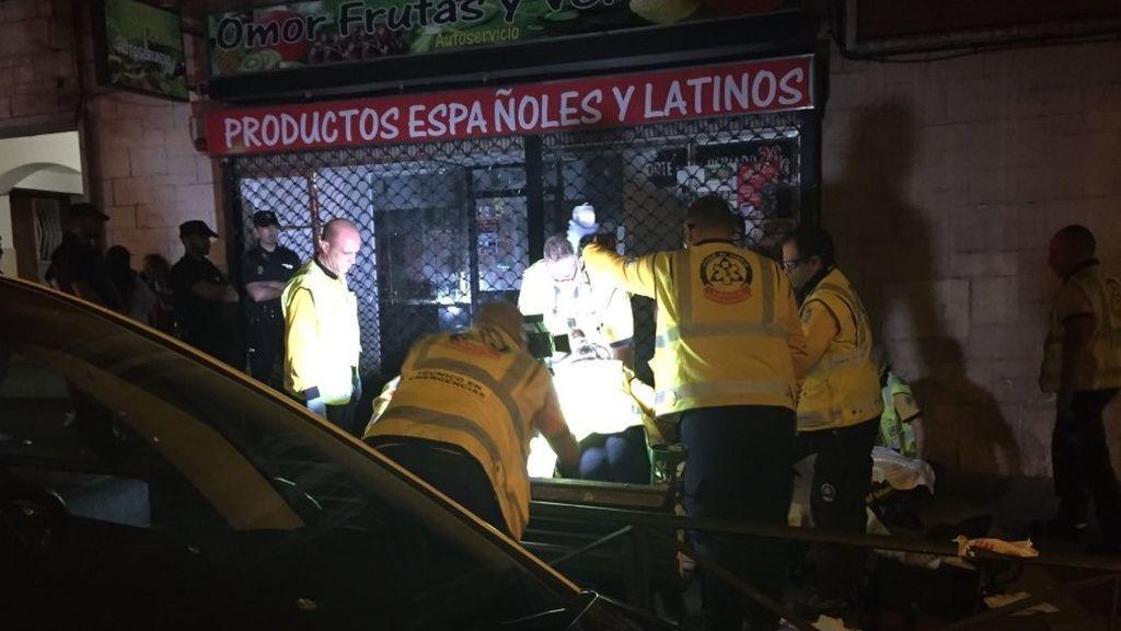 La Policía Nacional investiga el apuñalamiento de un hombre en la Avenida de la Albufera